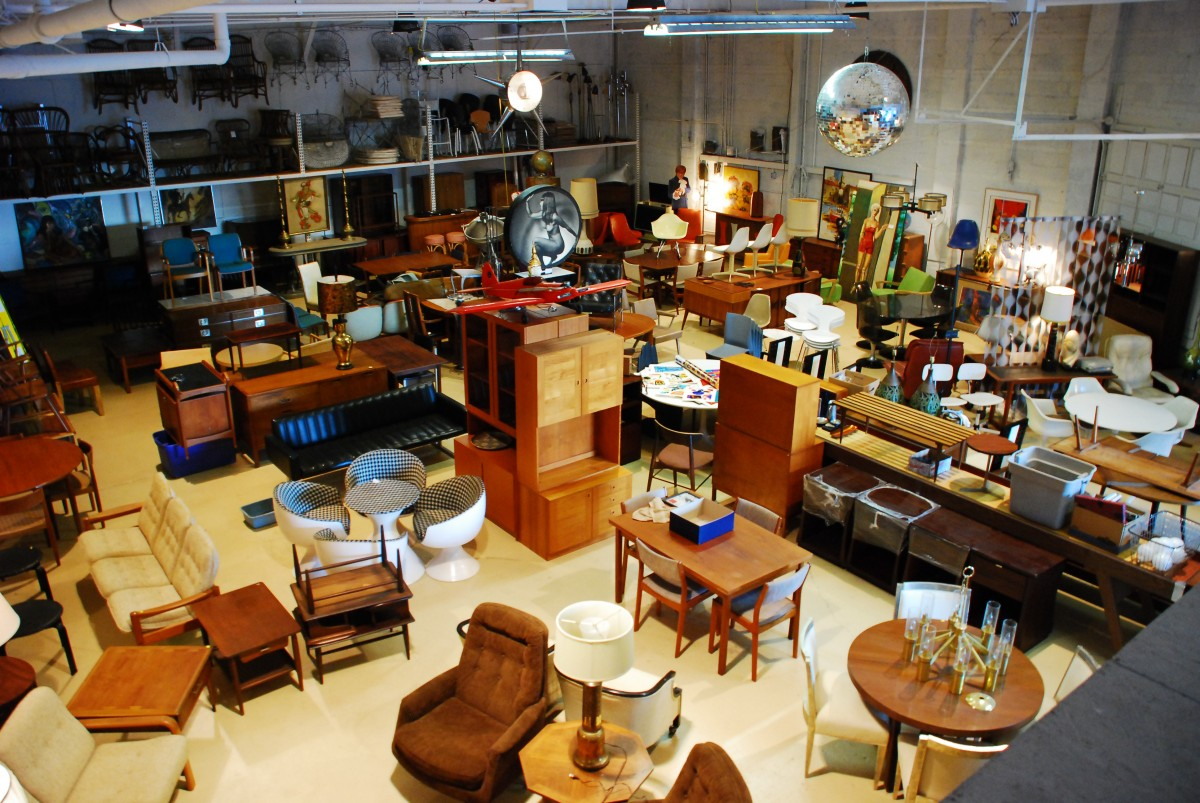 Furniture Warehouse Of Mid Century Furniture Warehouse Public Sale Sessions
